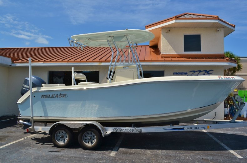 Thumbnail 0 for Used 2015 Release 208 RX boat for sale in Vero Beach, FL