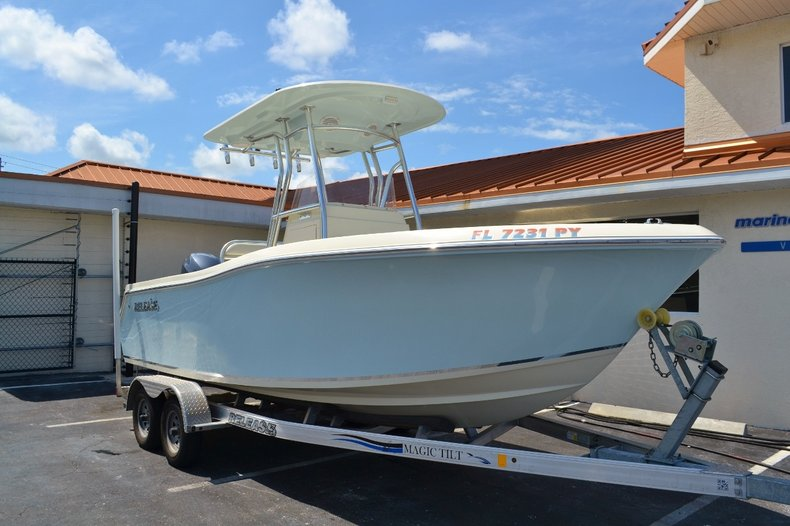 Thumbnail 1 for Used 2015 Release 208 RX boat for sale in Vero Beach, FL