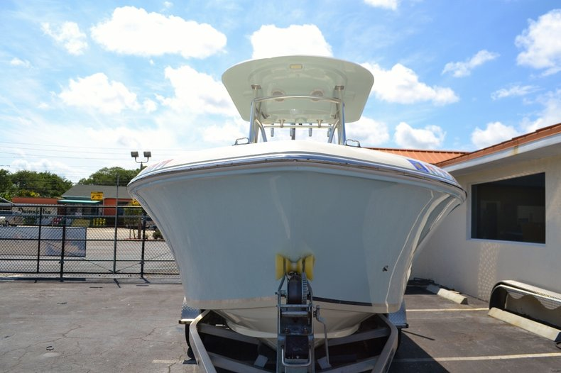 Thumbnail 2 for Used 2015 Release 208 RX boat for sale in Vero Beach, FL