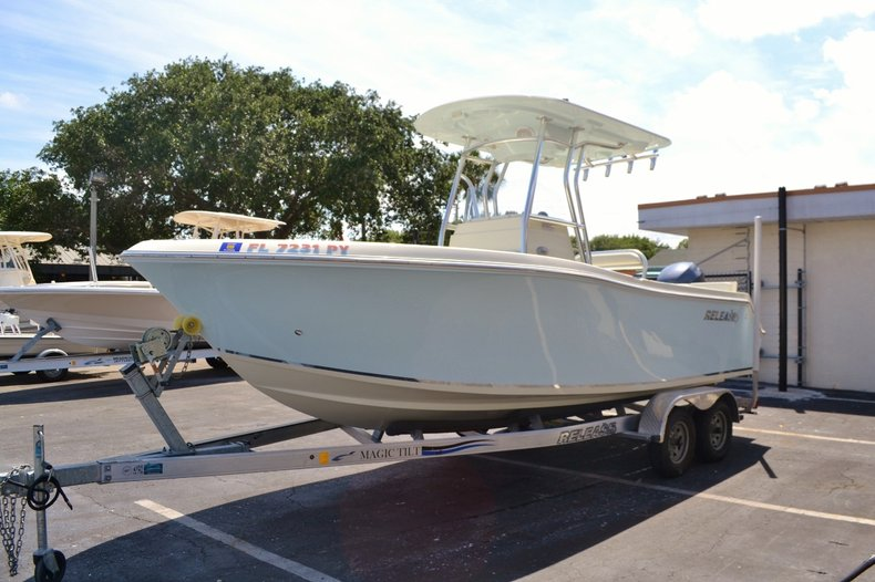 Thumbnail 3 for Used 2015 Release 208 RX boat for sale in Vero Beach, FL