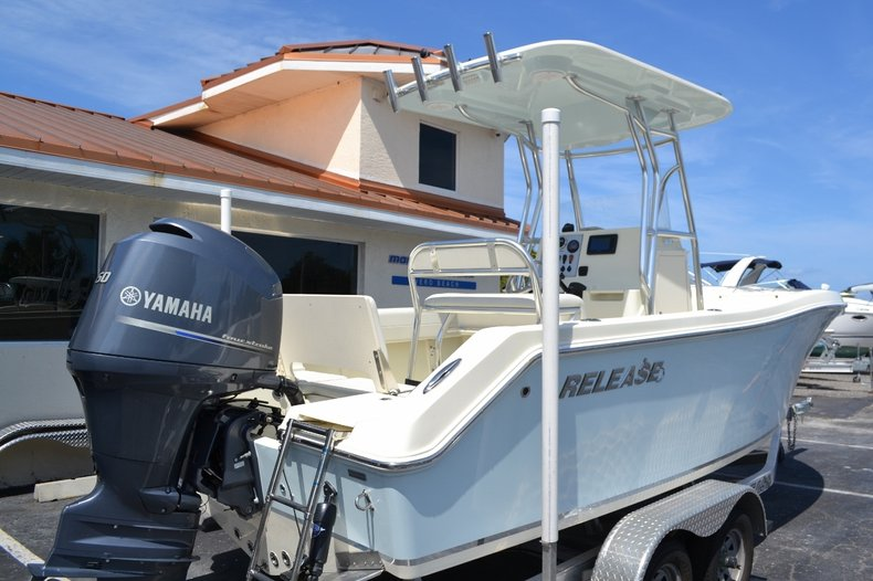 Thumbnail 6 for Used 2015 Release 208 RX boat for sale in Vero Beach, FL