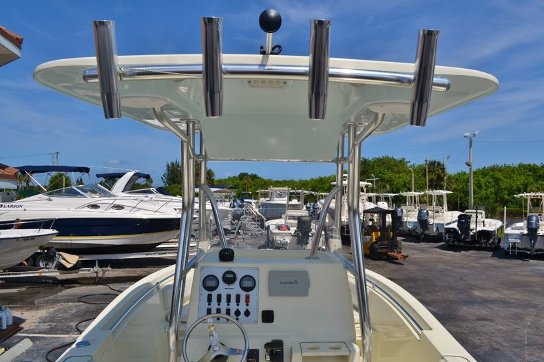 Thumbnail 10 for Used 2015 Release 208 RX boat for sale in Vero Beach, FL