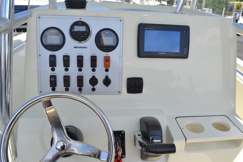 Thumbnail 11 for Used 2015 Release 208 RX boat for sale in Vero Beach, FL
