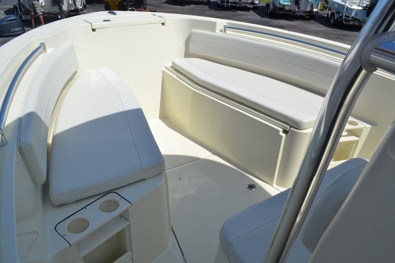 Thumbnail 14 for Used 2015 Release 208 RX boat for sale in Vero Beach, FL