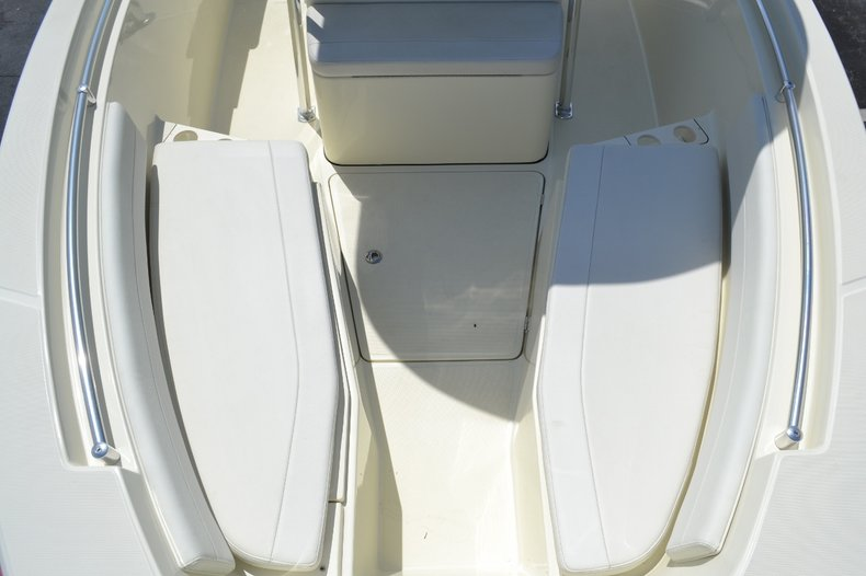 Thumbnail 15 for Used 2015 Release 208 RX boat for sale in Vero Beach, FL