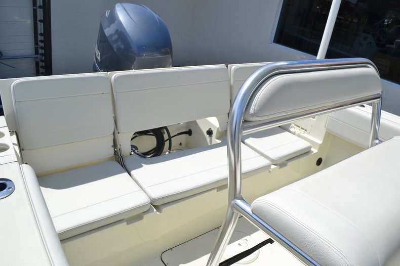 Thumbnail 20 for Used 2015 Release 208 RX boat for sale in Vero Beach, FL