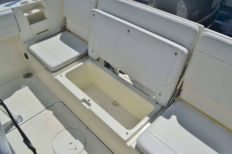 Thumbnail 22 for Used 2015 Release 208 RX boat for sale in Vero Beach, FL