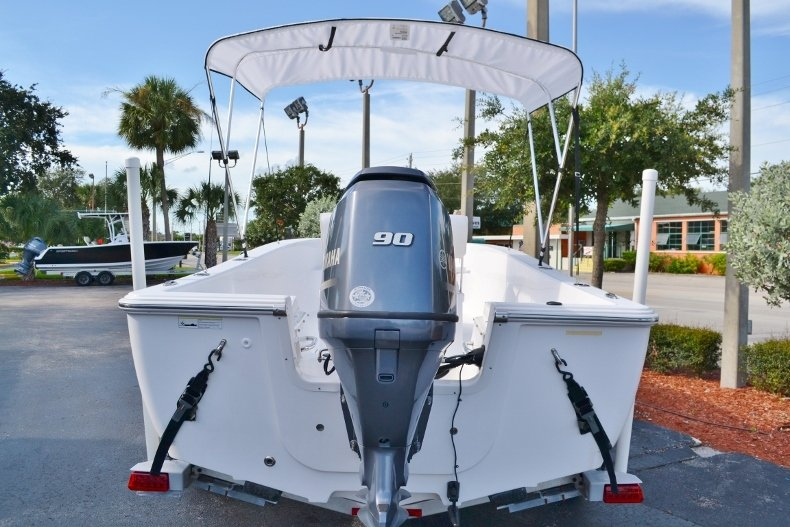 Thumbnail 3 for Used 2015 Sportsman 19 Island Reef boat for sale in Vero Beach, FL