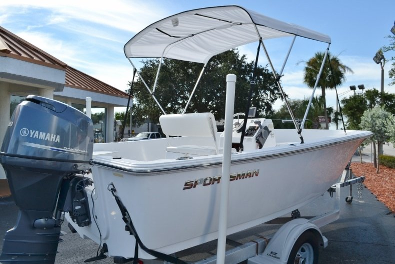 Thumbnail 6 for Used 2015 Sportsman 19 Island Reef boat for sale in Vero Beach, FL