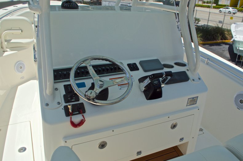 Thumbnail 37 for New 2017 Cobia 296 Center Console boat for sale in Vero Beach, FL