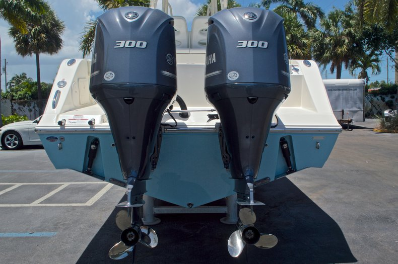 Thumbnail 7 for New 2017 Cobia 296 Center Console boat for sale in Vero Beach, FL