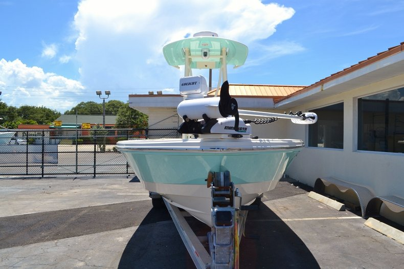 Thumbnail 2 for Used 2015 Pathfinder 2400 TRS Bay Boat boat for sale in Vero Beach, FL