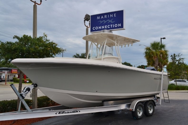 New 2017 Sailfish 240 CC Center Console boat for sale in Vero Beach, FL