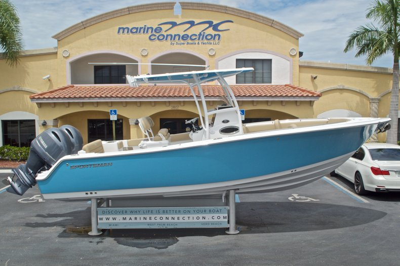 New 2017 Sportsman Heritage 251 Center Console boat for sale in Vero Beach, FL