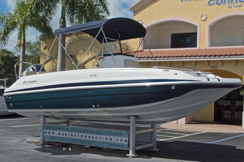 Thumbnail 1 for New 2017 Hurricane CC21 Center Console boat for sale in Vero Beach, FL
