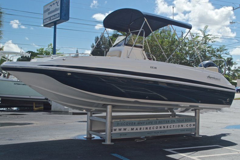 Thumbnail 3 for New 2017 Hurricane CC21 Center Console boat for sale in Vero Beach, FL