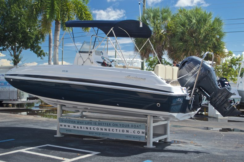 Thumbnail 5 for New 2017 Hurricane CC21 Center Console boat for sale in Vero Beach, FL