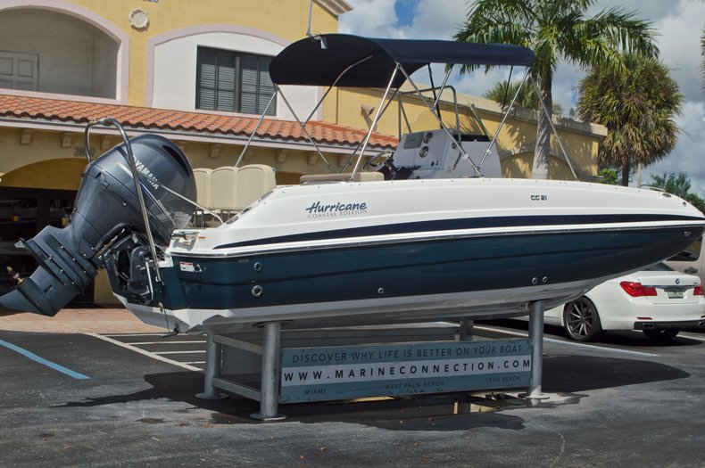 Thumbnail 7 for New 2017 Hurricane CC21 Center Console boat for sale in Vero Beach, FL