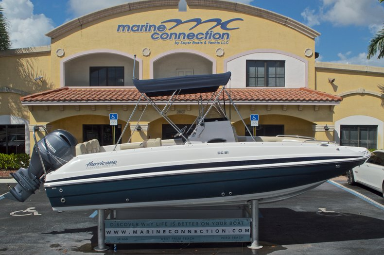 Thumbnail 0 for New 2017 Hurricane CC21 Center Console boat for sale in Vero Beach, FL