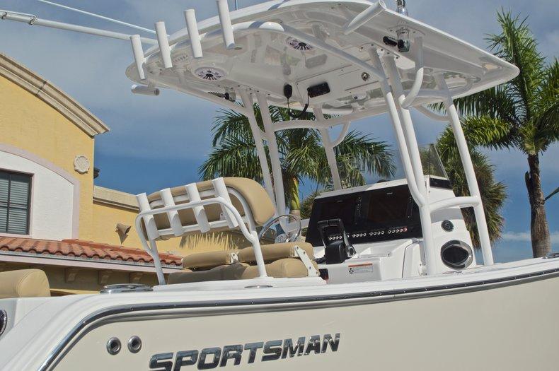Image 8 for 2017 Sportsman Open 252 Center Console in Vero Beach, FL