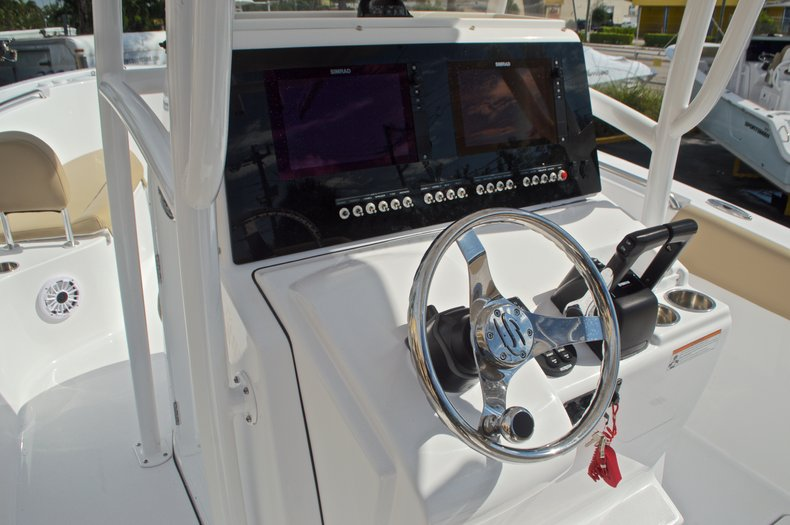 Thumbnail 36 for New 2017 Sportsman Open 252 Center Console boat for sale in Vero Beach, FL