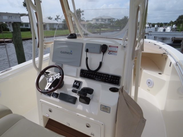 Thumbnail 18 for Used 2016 Cobia 277 Center Console boat for sale in Vero Beach, FL