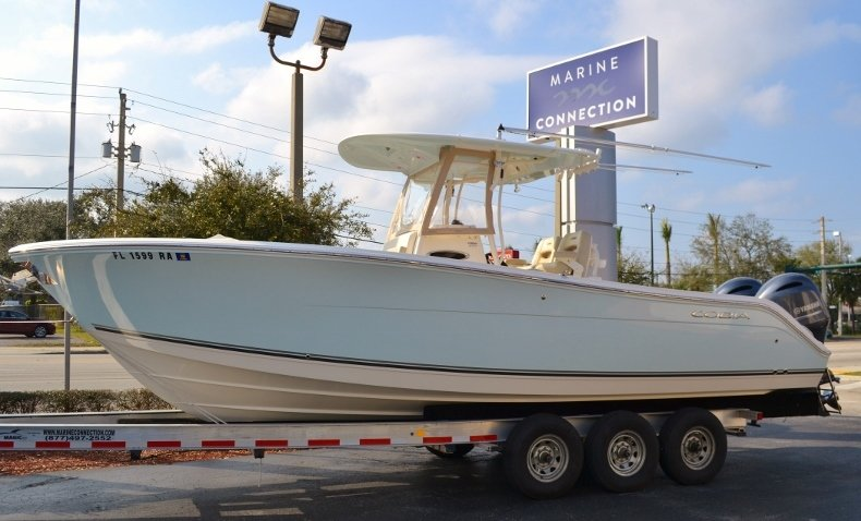 Thumbnail 0 for Used 2016 Cobia 277 Center Console boat for sale in Vero Beach, FL