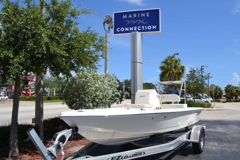 Thumbnail 1 for New 2018 Hewes 16 Redfisher boat for sale in Vero Beach, FL