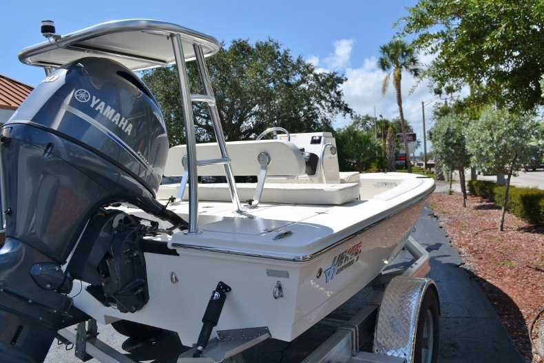 Thumbnail 5 for New 2018 Hewes 16 Redfisher boat for sale in Vero Beach, FL
