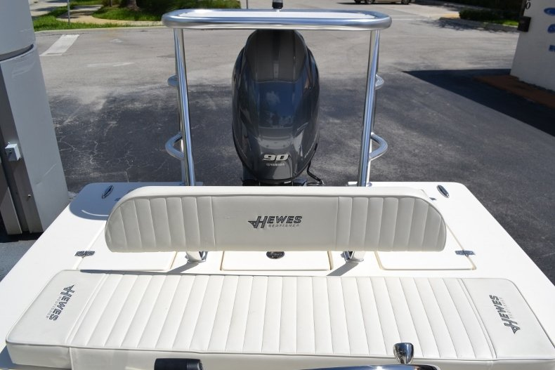 Thumbnail 15 for New 2018 Hewes 16 Redfisher boat for sale in Vero Beach, FL