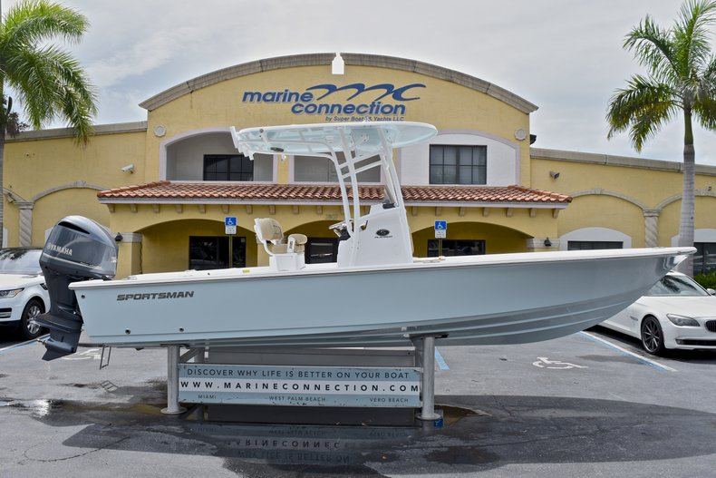 Photo for 2018 Sportsman Masters 247 Bay Boat