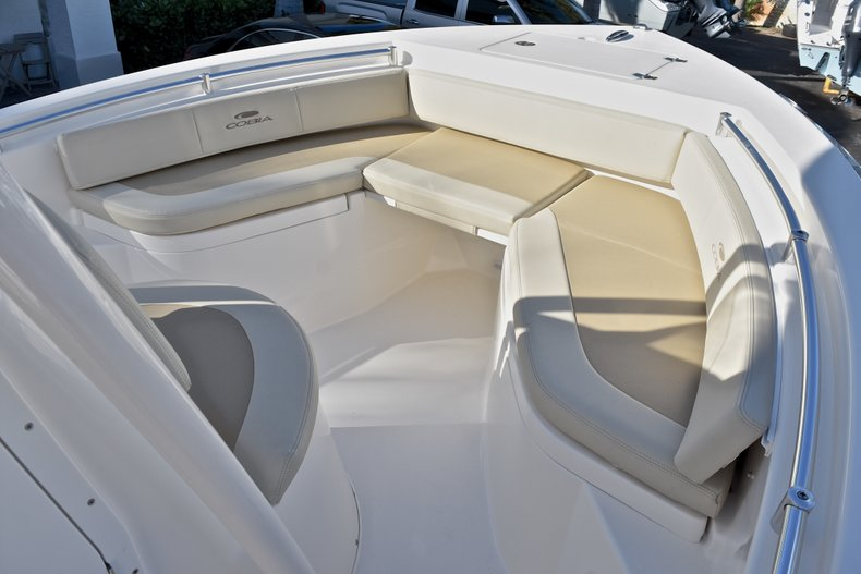 Thumbnail 38 for New 2018 Cobia 201 Center Console boat for sale in Vero Beach, FL
