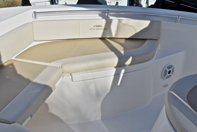 Thumbnail 41 for New 2018 Cobia 201 Center Console boat for sale in Vero Beach, FL
