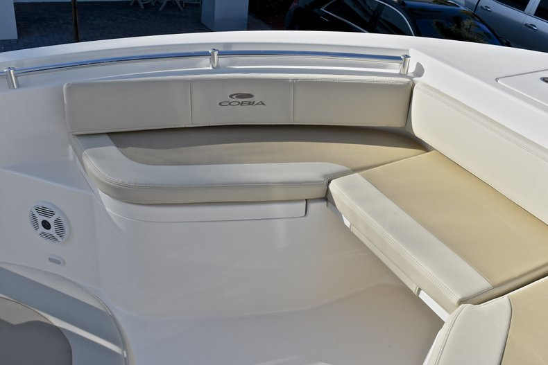 Thumbnail 43 for New 2018 Cobia 201 Center Console boat for sale in Vero Beach, FL