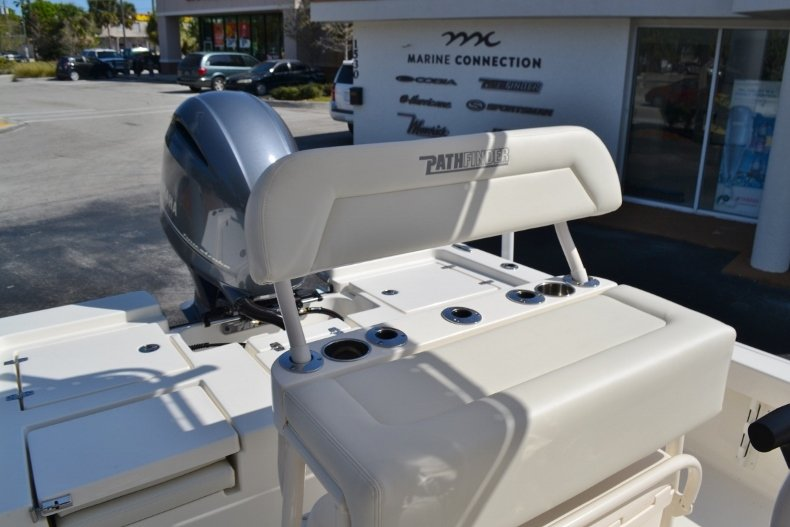 Thumbnail 10 for New 2018 Pathfinder 2200 TRS Bay Boat boat for sale in Vero Beach, FL