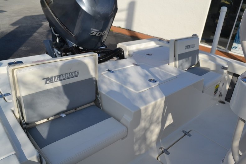 Thumbnail 14 for New 2018 Pathfinder 2400 TRS Bay Boat boat for sale in Vero Beach, FL