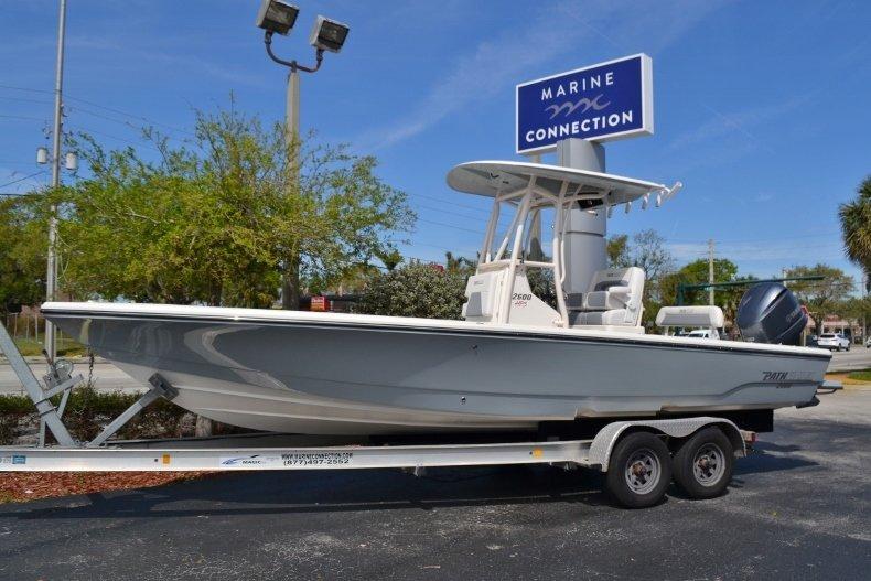 New 2018 Pathfinder 2600 HPS Bay Boat boat for sale in Vero Beach, FL