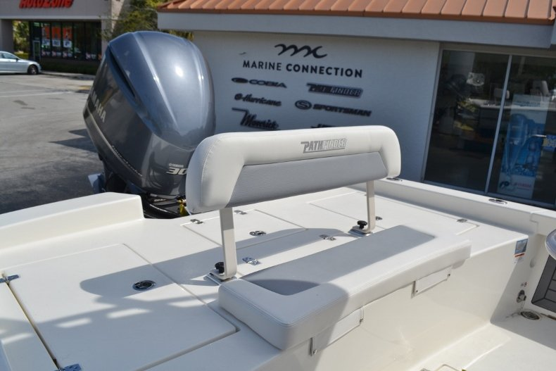Thumbnail 17 for New 2018 Pathfinder 2600 HPS Bay Boat boat for sale in Vero Beach, FL