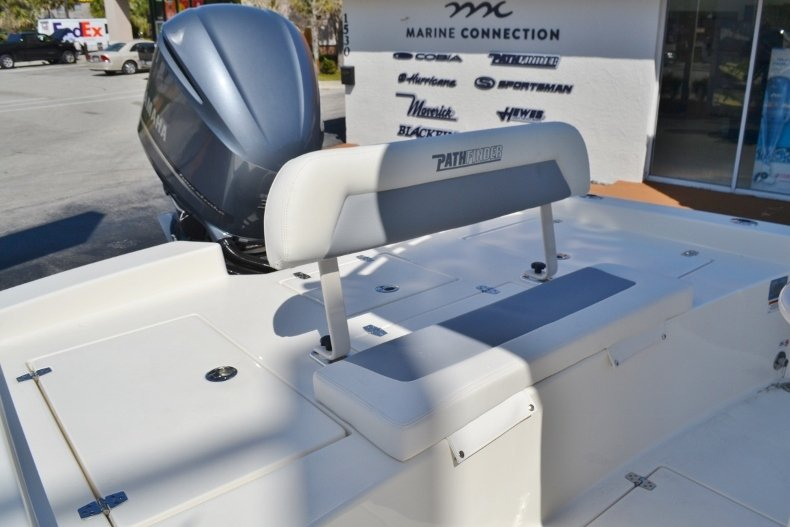 Thumbnail 22 for New 2018 Pathfinder 2600 HPS Bay Boat boat for sale in Vero Beach, FL