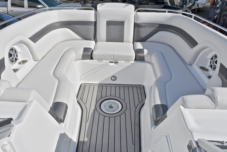 Thumbnail 54 for New 2018 Hurricane SunDeck SD 2486 OB boat for sale in Vero Beach, FL