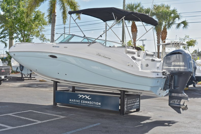Thumbnail 5 for New 2018 Hurricane SunDeck SD 2486 OB boat for sale in Vero Beach, FL