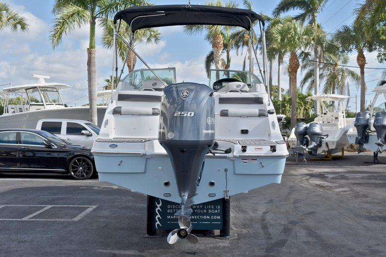 Thumbnail 6 for New 2018 Hurricane SunDeck SD 2486 OB boat for sale in Fort Lauderdale, FL