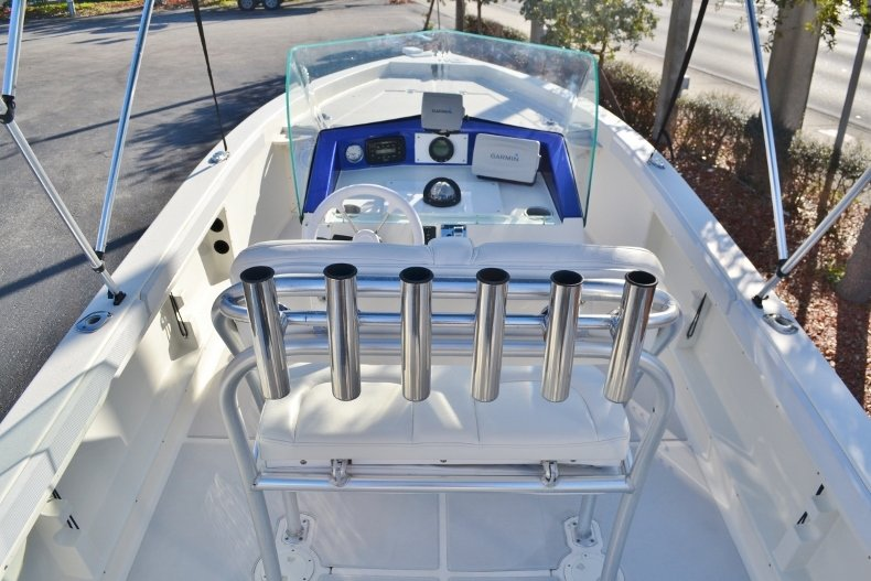 Thumbnail 9 for Used 2009 Velocity 22 OB boat for sale in Vero Beach, FL