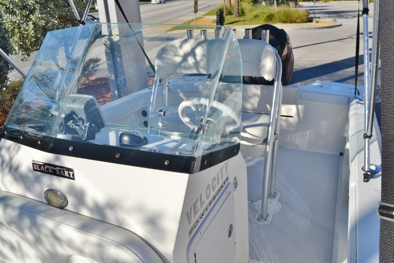 Thumbnail 18 for Used 2009 Velocity 22 OB boat for sale in Vero Beach, FL