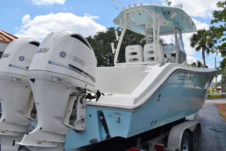 Thumbnail 5 for Used 2016 Cobia 296 Center Console boat for sale in Vero Beach, FL