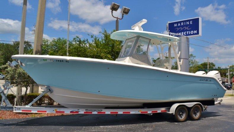 Used 2016 Cobia 296 Center Console boat for sale in Vero Beach, FL