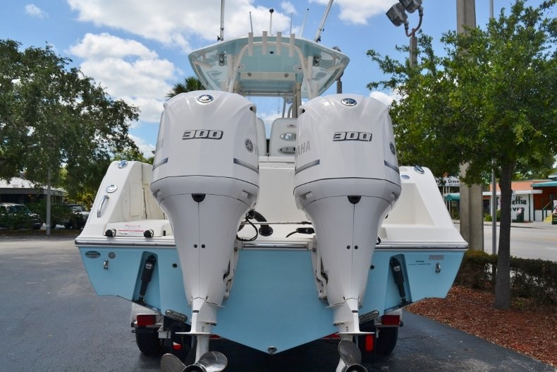 Thumbnail 4 for Used 2016 Cobia 296 Center Console boat for sale in Vero Beach, FL