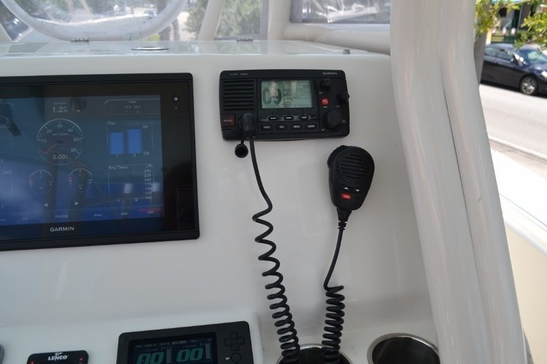 Thumbnail 17 for Used 2016 Cobia 296 Center Console boat for sale in Vero Beach, FL
