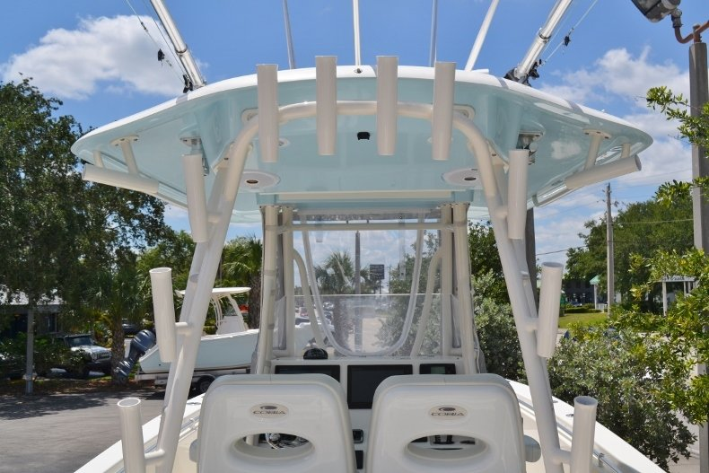 Thumbnail 11 for Used 2016 Cobia 296 Center Console boat for sale in Vero Beach, FL