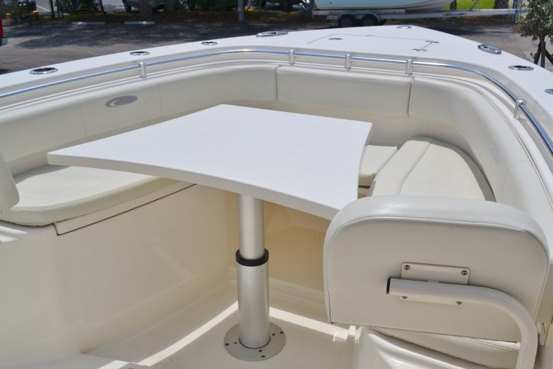 Thumbnail 23 for Used 2016 Cobia 296 Center Console boat for sale in Vero Beach, FL